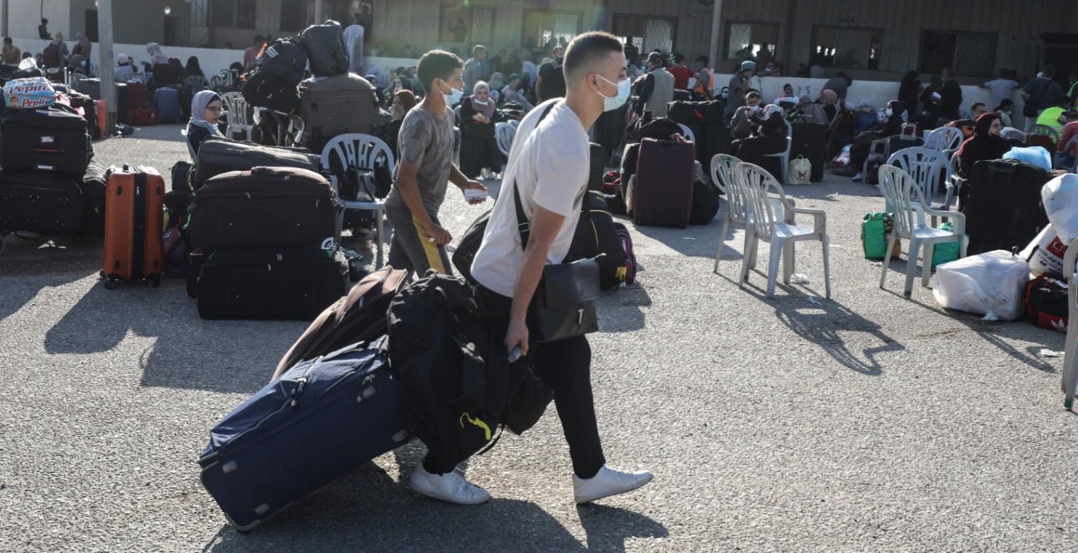 فلسطينيون عائدون من المهجر: البدء من نقطة الصفر ليس عيباً
