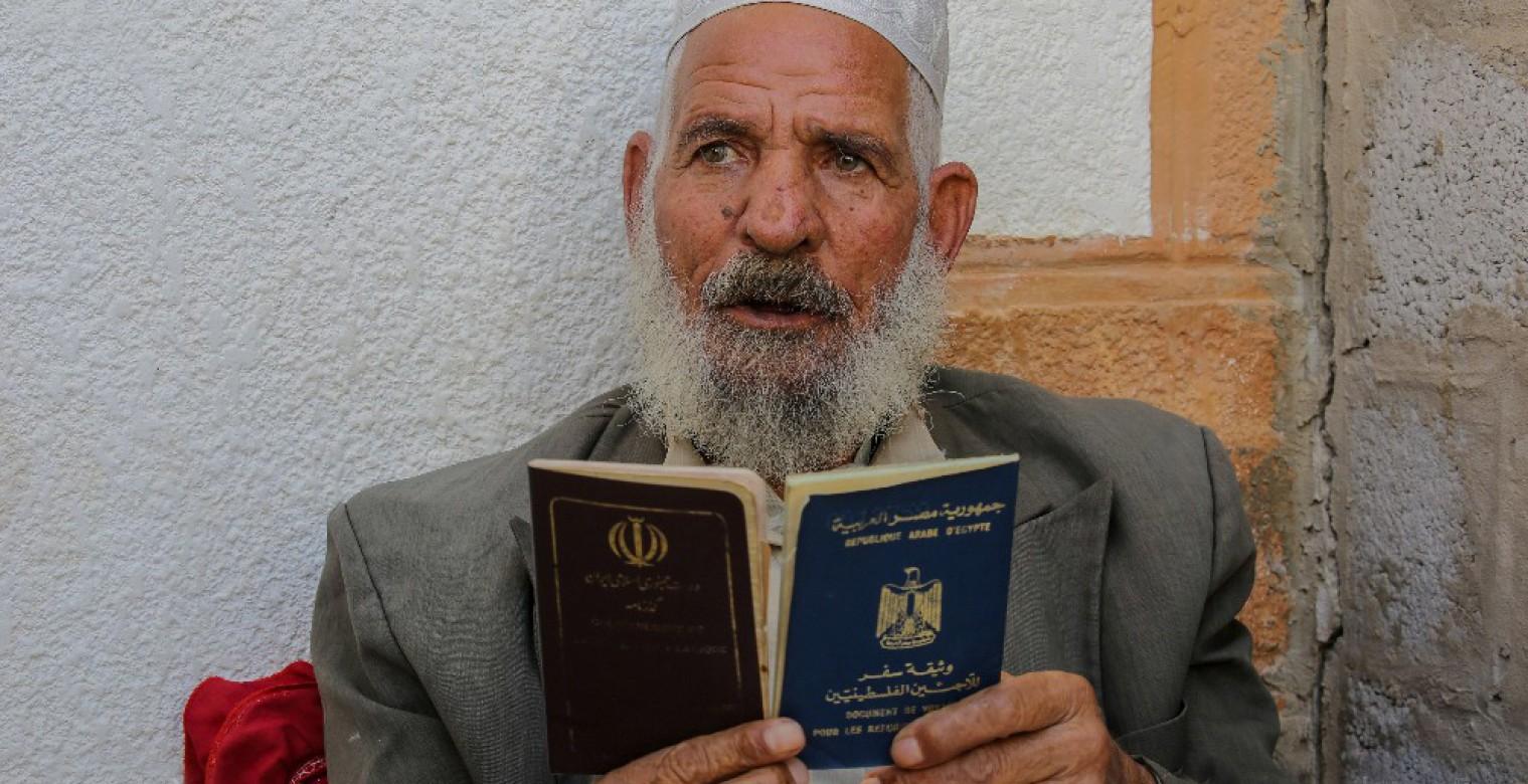 """ما قصة الحارس الإيراني لـ""""ياسر عرفات"""" ؟"""