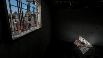 قصة مصورة: بئية التعليم في المناطق المهمشة بقطاع غزة