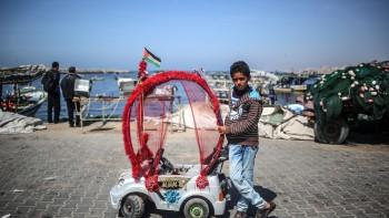 جائحتان تتفشيان بخطى متوازية في غزة: كورونا وعمالة الأطفال