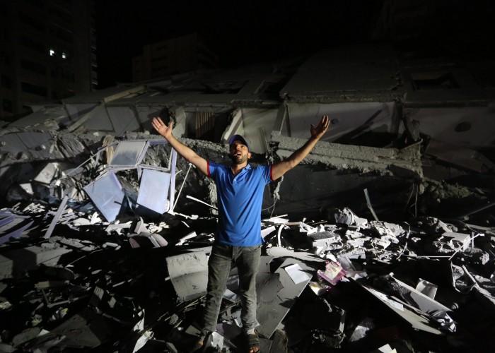 النزوح الداخلي.. مأساة إنسانية تضاف إلى سلسلة مخاوف سكان غزة