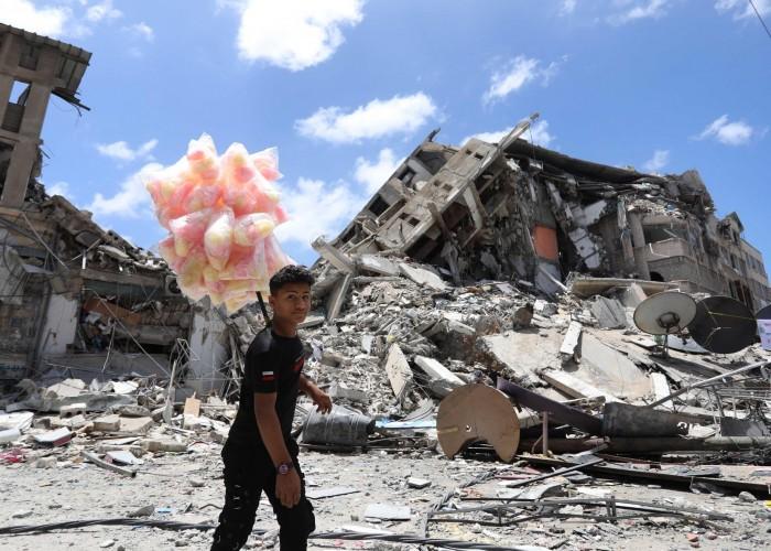 غزة تتعافى سريعاً.. مشاهد حياة ما بعد الحرب