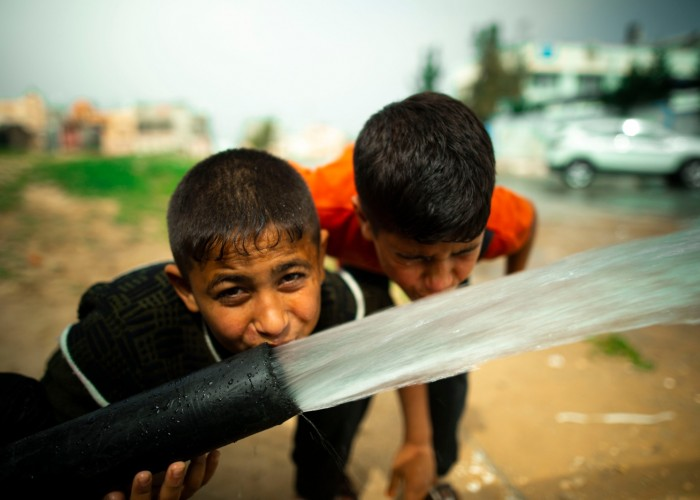 غزة: أولويات المانحين تتجاوز احتياجات السكان